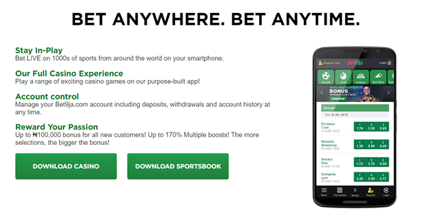 Bet9ja Mobile