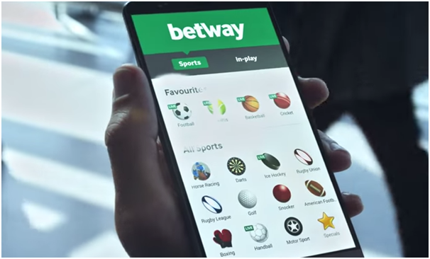 How to get started with Betway Nigeria?