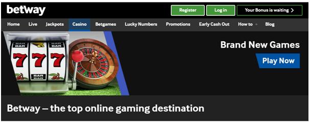 Betway Nigeria Casino