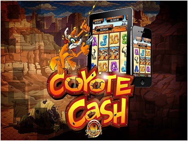 Coyote cash mobile slot