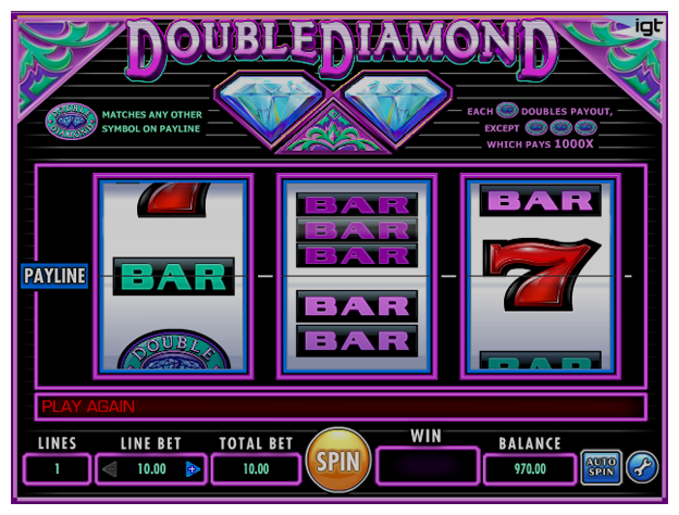 Double Diamond Betting