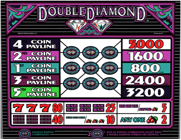 Double Diamond real money