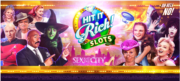 Hit it Rich Slots