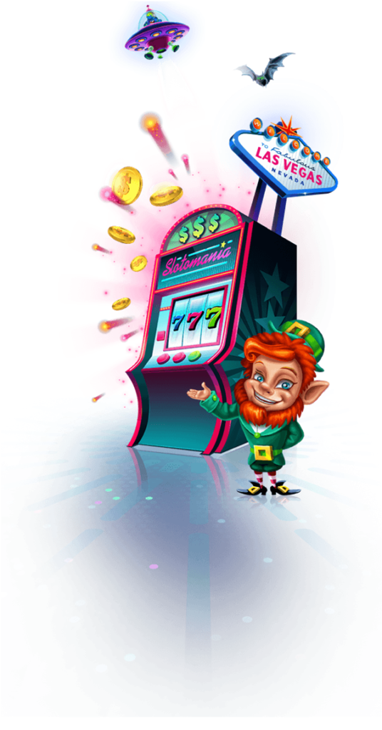 How to play slots at Slotomania casino?