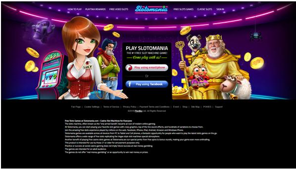 Slotomania casino