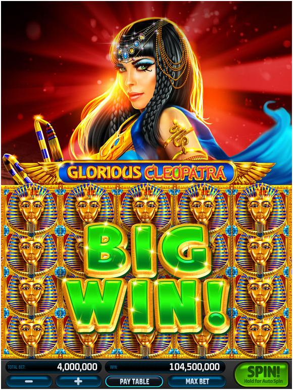 Slotomania casino app
