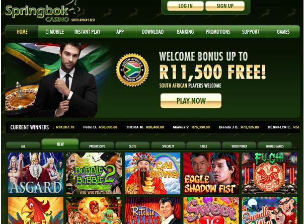 Springbok-casino-Nigeria