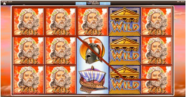 Zeus slot Jackpot