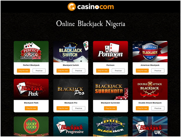 Blackjack Casino Apps