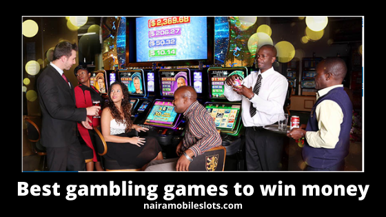 Best gambling games to win money