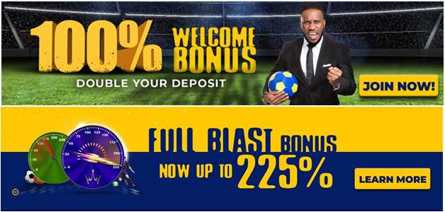 BetKing Bonus offer