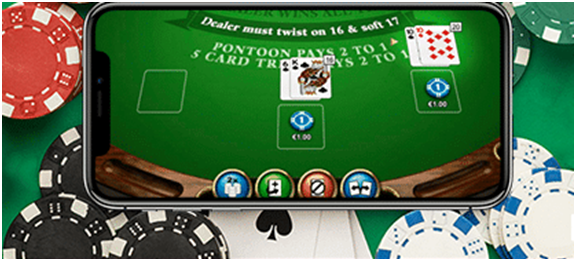 Blackjack Naira apps