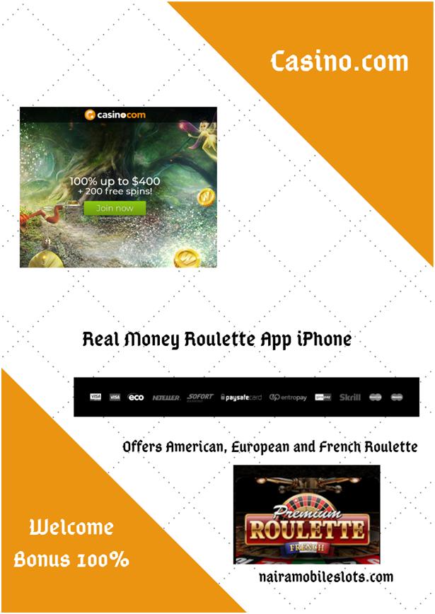 Casino.com Naira