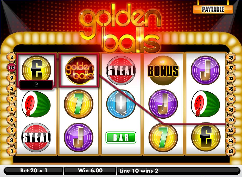 Golden Balls slot