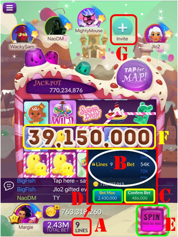 Jackpot Magic Slots -Games