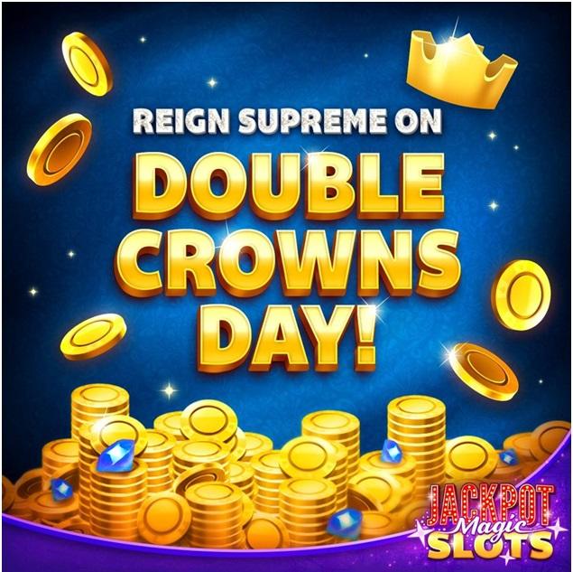 Jackpot Magic Slots -Getting started