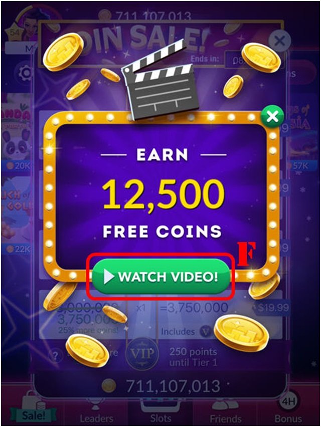 Jackpot Magic Slots How to earn free coins