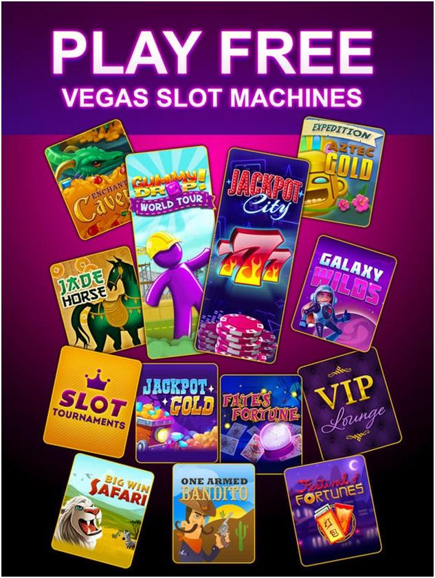 Jackpot Magic Slots- Social casino app