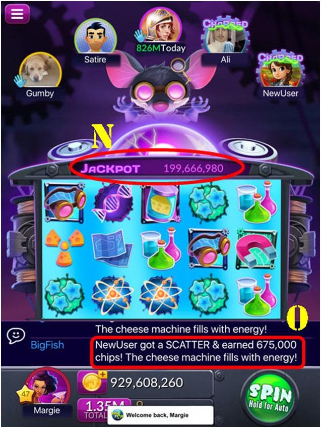 Jackpot Magic Slots - Toruneys