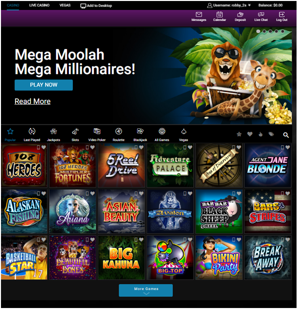 Jackpot city slot games to play