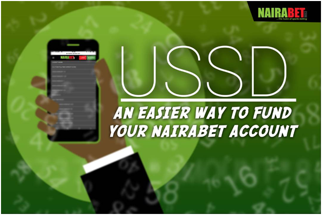 Nairabet deposits and withdrawals
