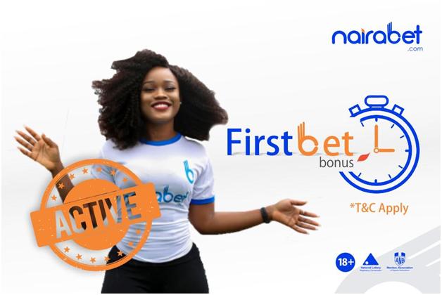 Nairabet bonus offers in Naira