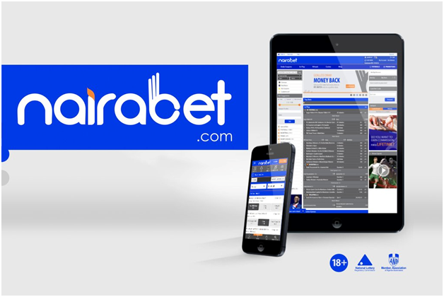 Nairabet Mobile Sports bookie