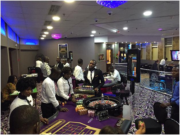 Offline Gambling Games- Table Games in Nigeria