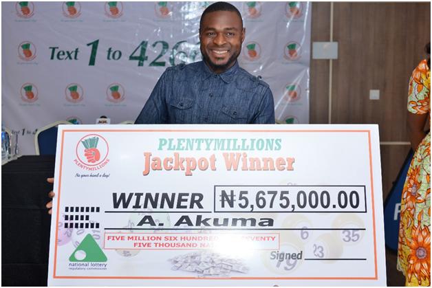 Offline games- Lottery in Nigeria