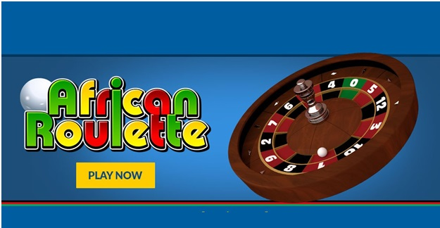 Play African Roulette at online casinos