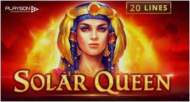 Solar-Queen-slot