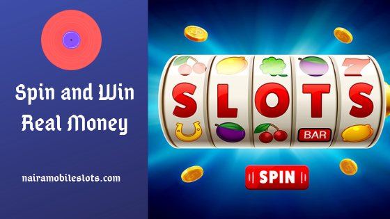 Spin and Win Real Money