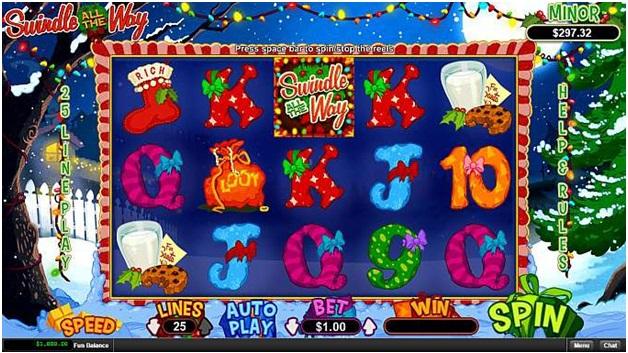 Swindle all the way slot