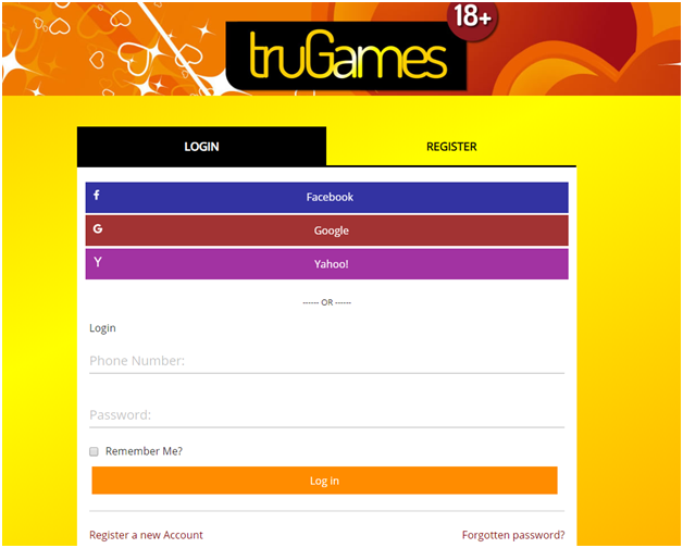 How to play Tru Games Nigeria?