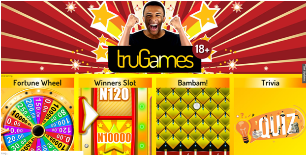 How to play True Games Nigeria?