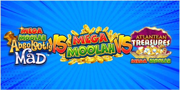 Two new Microgaming Mega Moolah Slots to play with real Naira at online casinos to win big