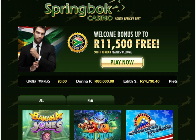 top specialty games that you can play with real Naira or Rand at online casinos